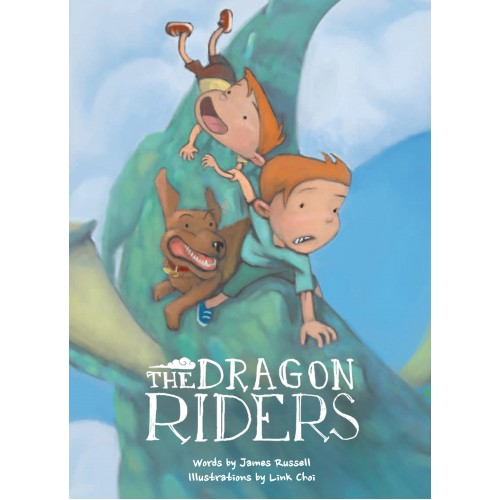 Dragon Brothers: The Dragon Riders by James Russell