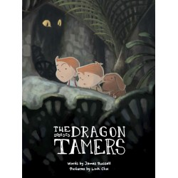 Dragon Brothers: The Dragon Tamers by James Russell