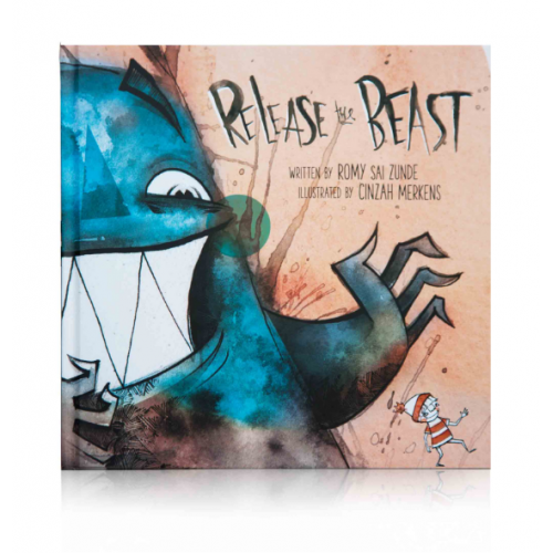 Release the Beast by Romy Sai Zunde and Cinzah Merkens
