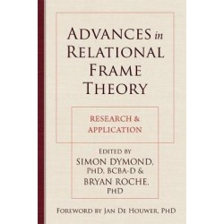 Advances in Relational Frame Theory