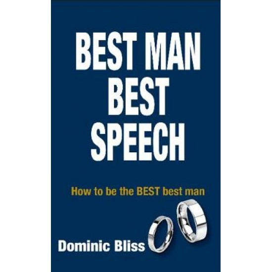 Best Man Best Speech