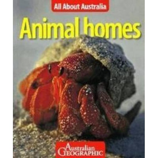 All About Australia: Animal Homes