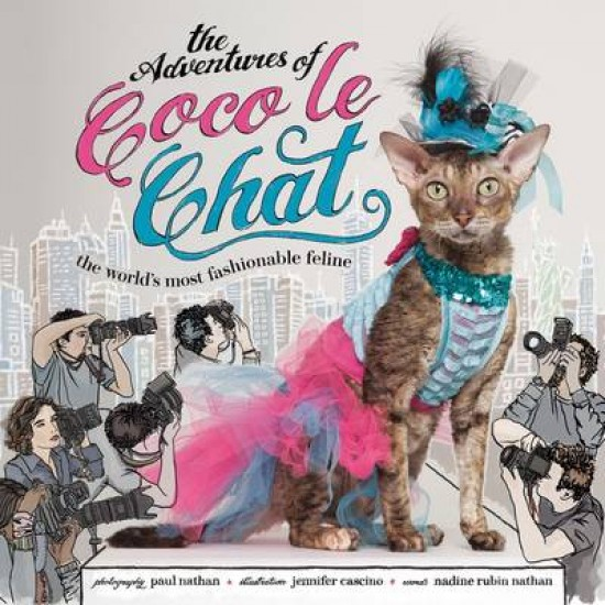 Adventures of Coco Le Chat: The World's Most Fashionable Feline