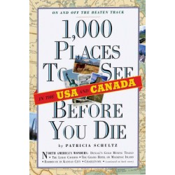 1000 Places to See in the USA & Canada Before You Die Pap