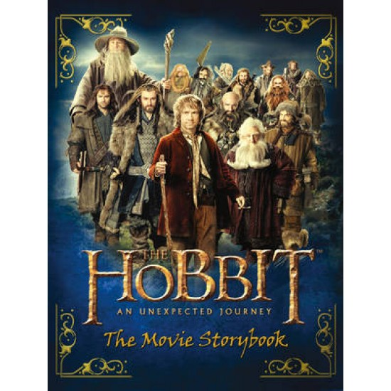 HOBBIT: AN UNEXPECTED JOURNEY (MOVIE STORYBOOK)