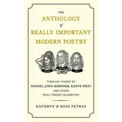 Anthology of Really Important Modern Poetry