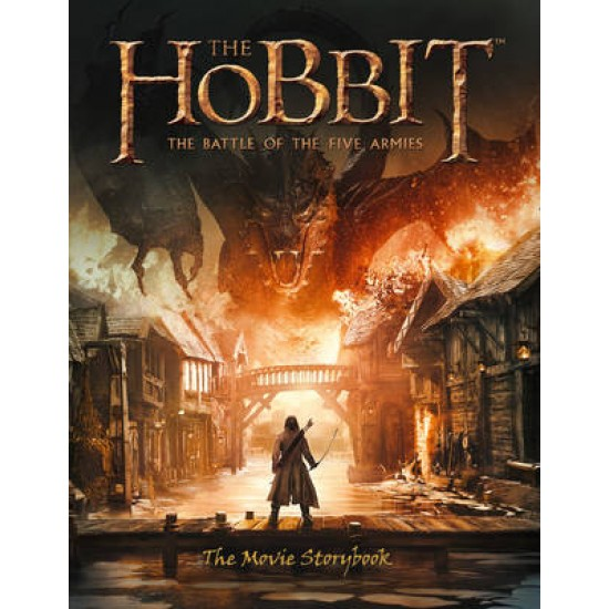 HOBBIT: THE BATTLE OF THE FIVE ARMIES (MOVIE STORYBOOK)
