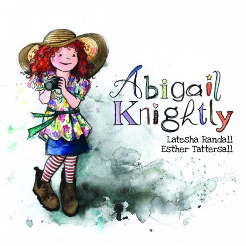 Abigail Knightly by Latesha Randall + Esther Tattersall